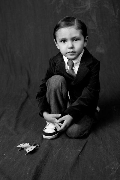 Oliver Studio Portraits
