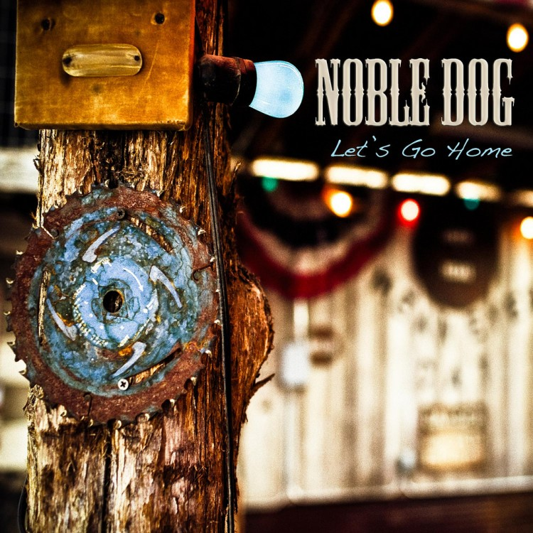 Noble Dog CD cover