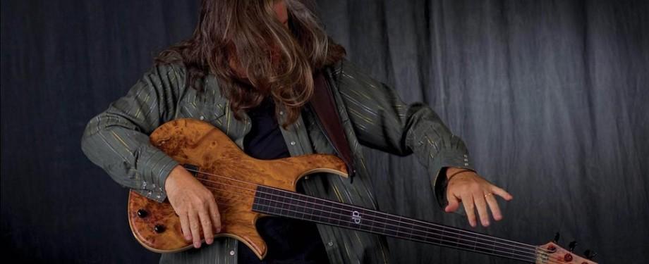 Bassist Dean Peer