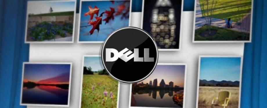 Dell Streak Windows 7 Austin Stock Images