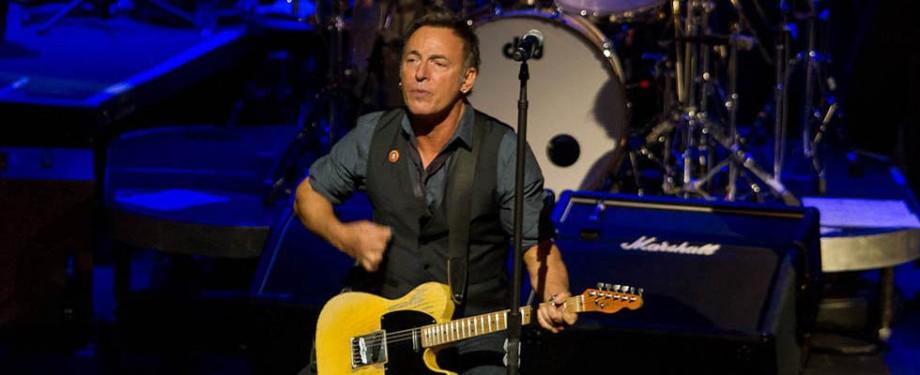 Bruce Springsteen 15 March 2012, SXSW Austin TX