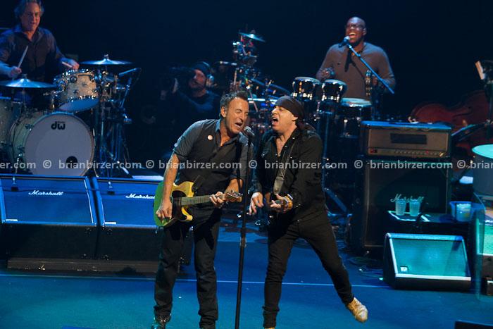 Bruce Springsteen SXSW showcase with Little Steven