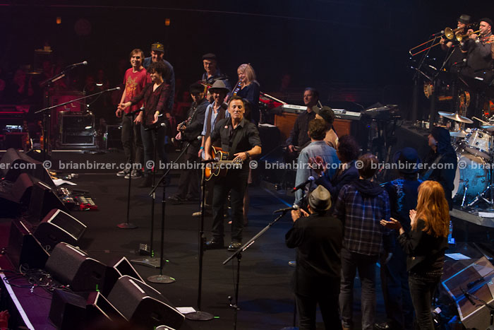 photos from Bruce Springsteen SXSW showcase