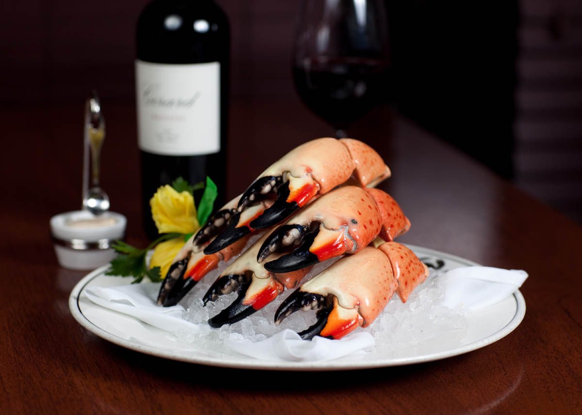 Truluck's Stone Crabs
