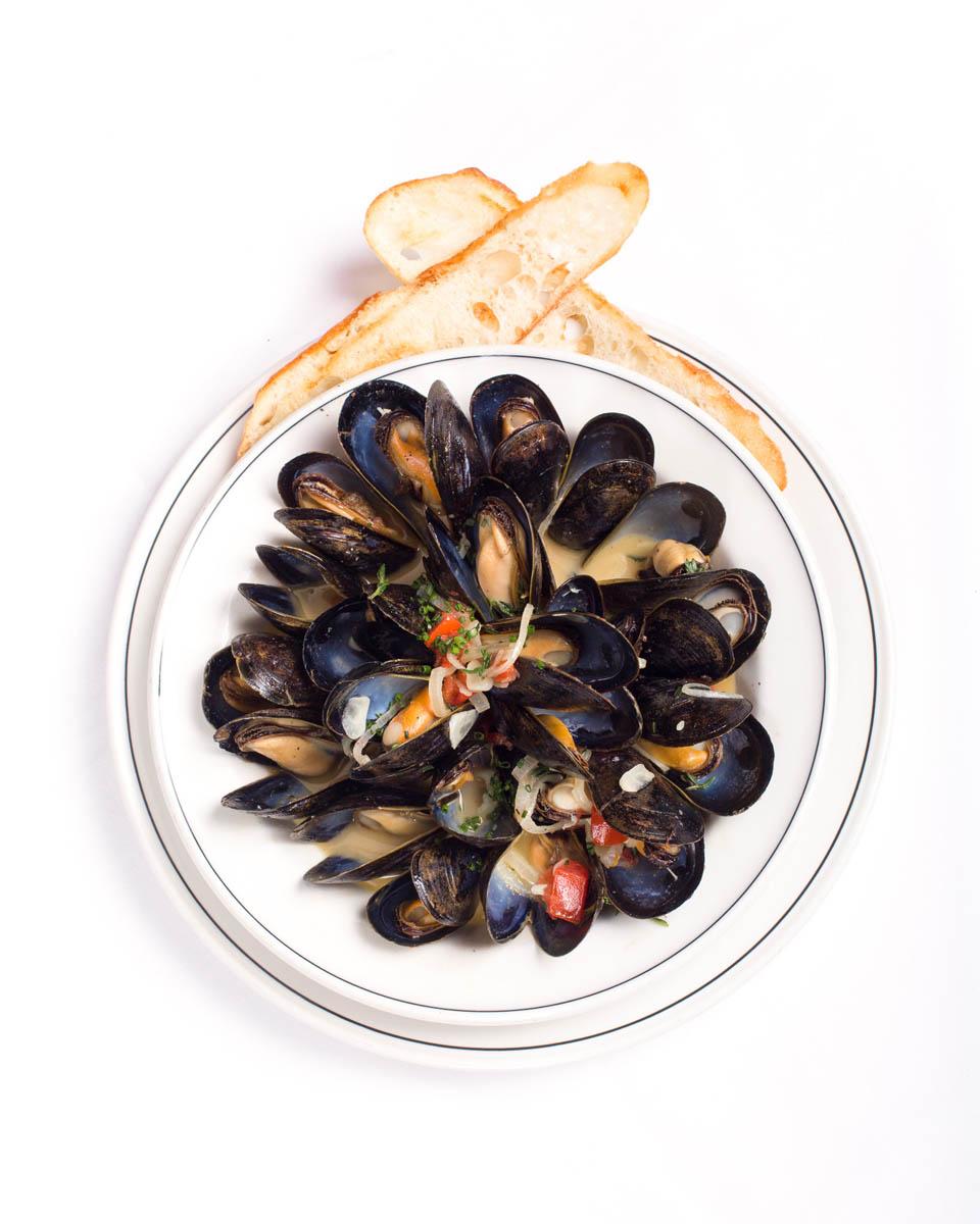 Truluck's Mussels Dinner Menu