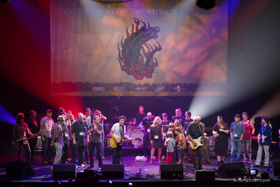 the Wild Seeds and Guests at GrulkeFest