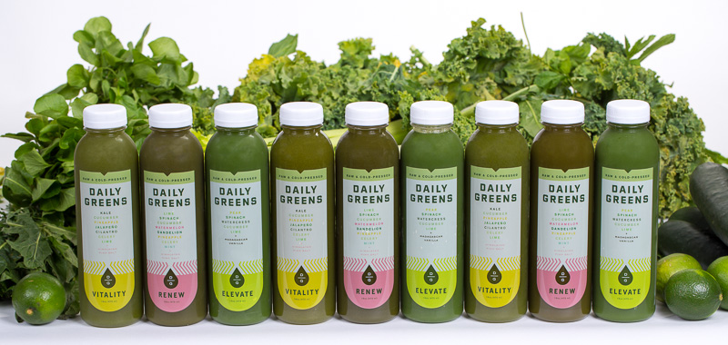 Daily Greens Juice