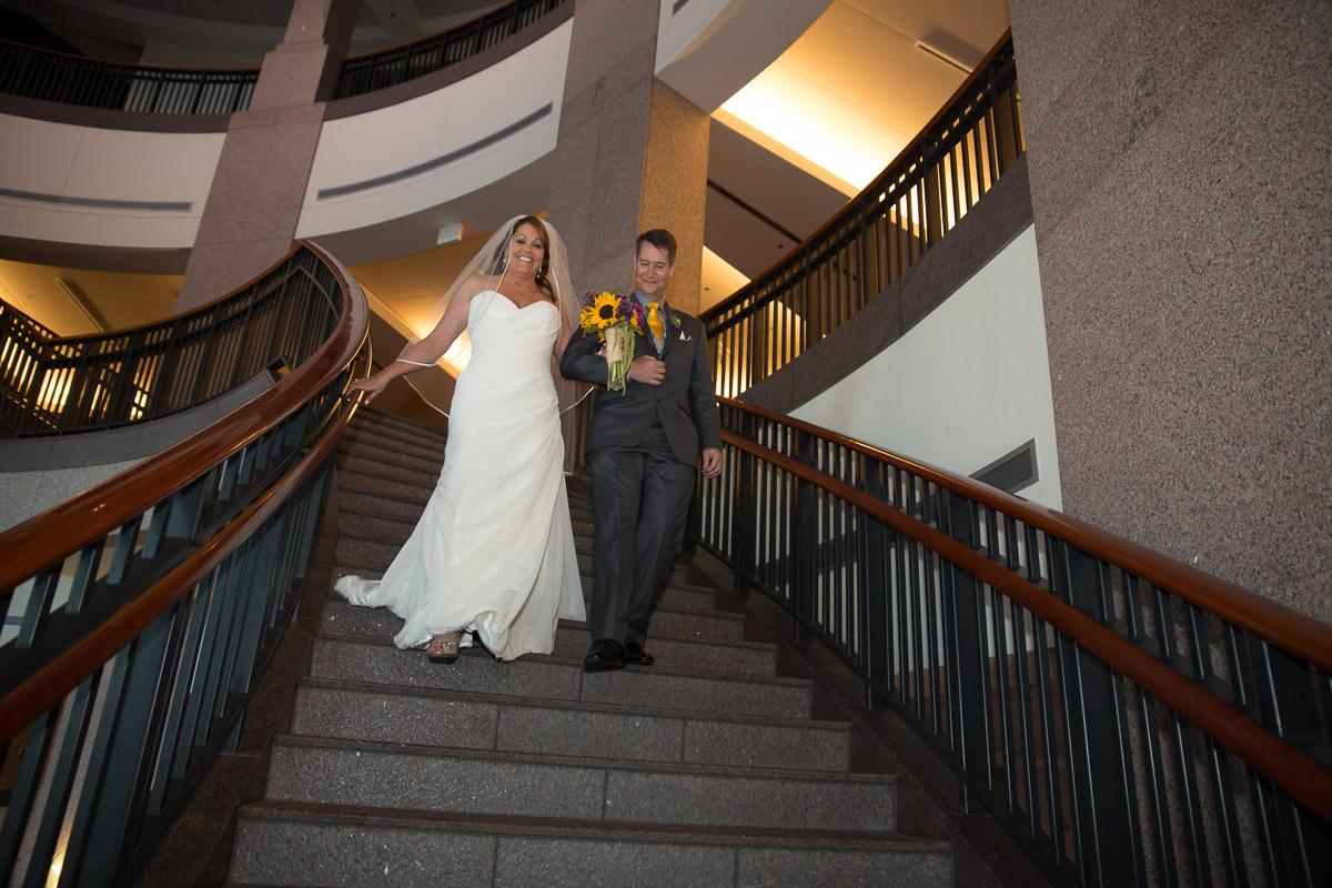 Bob Bullock museum wedding
