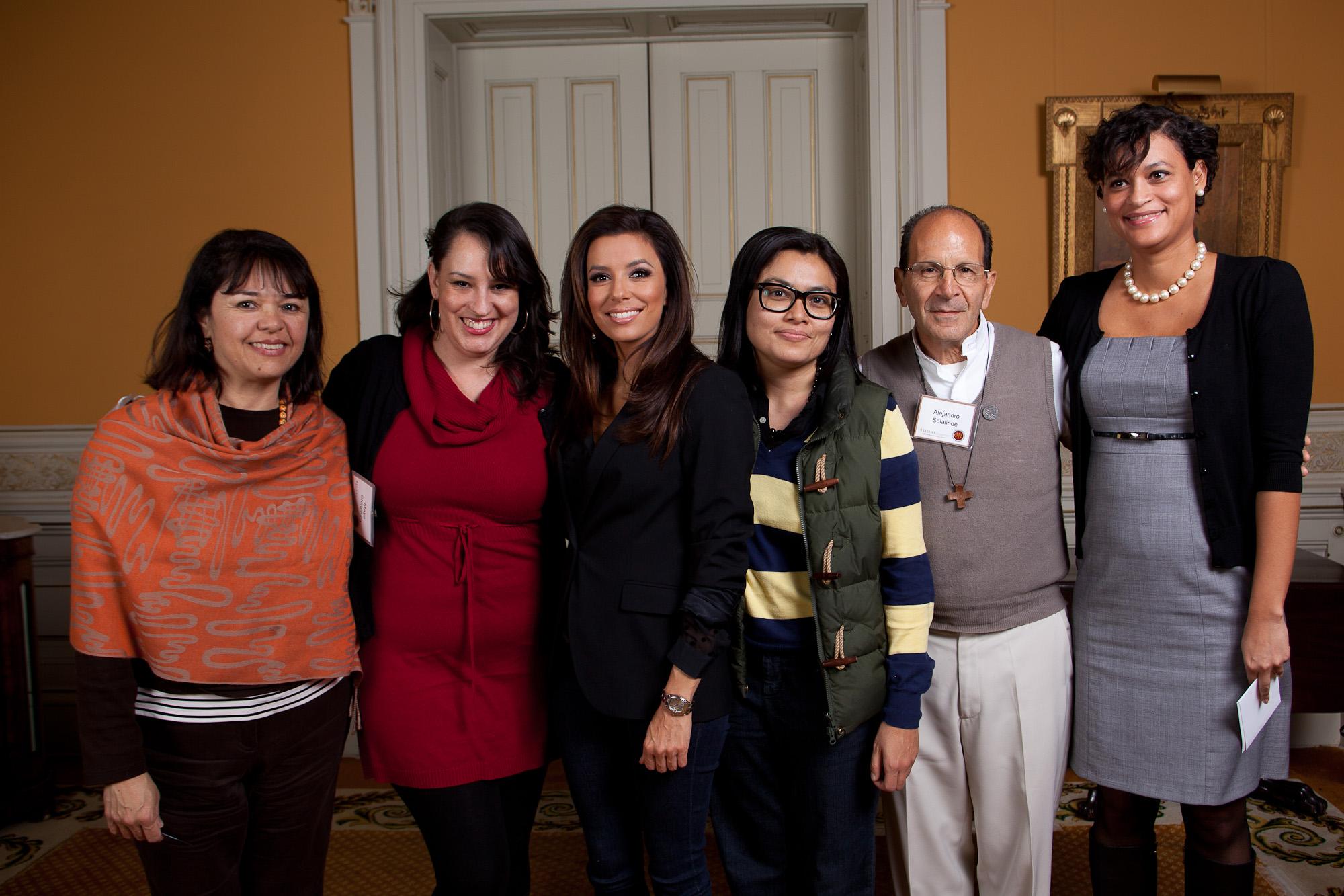 Eva Longoria and Friends