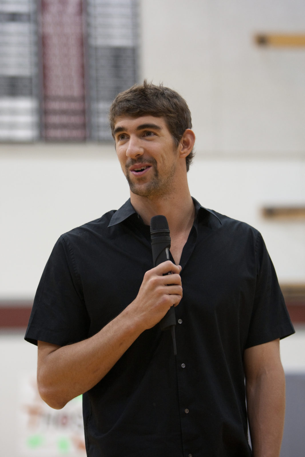 Olympic Medalist Swimmer Michael Phelps Keynote