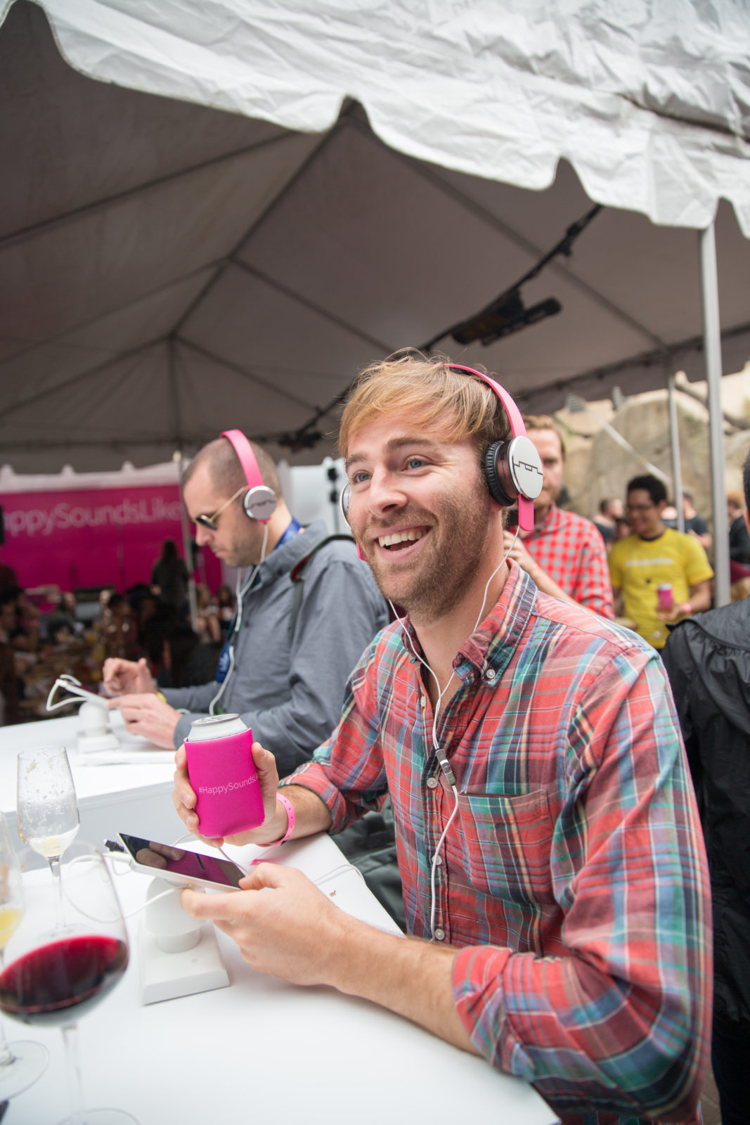 International Day of Happiness at the United Nations and MixRadio global launch at SXSW at Easy Tiger Patio on March 20, 2015 in Austin, Texas.