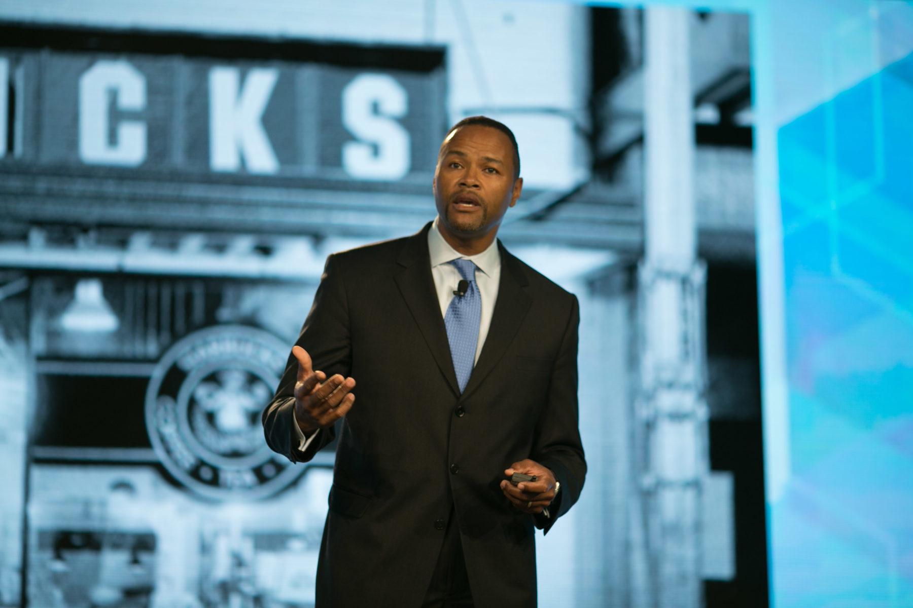 Starbuck's / PepsiCo Conferences keynote, JW Marriott Austin