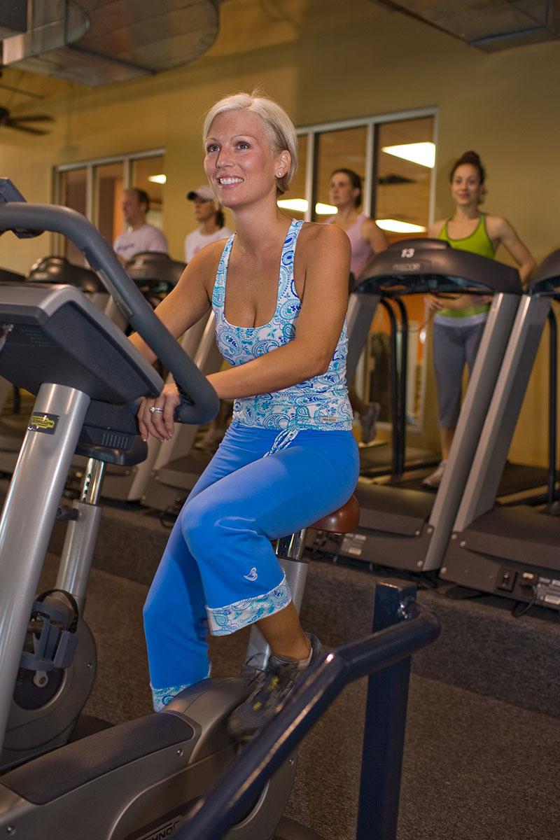 Pure Austin Lifestyle fitness shoot