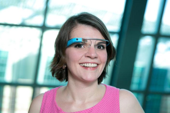 Google Glass lifestyle