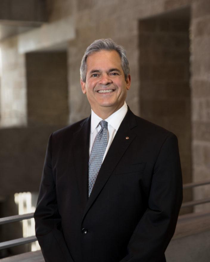 Austin Mayor Steve Alder 2017